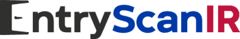 Entry Scan IR logo