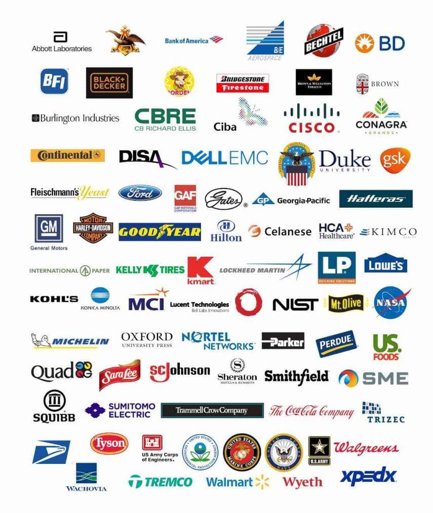SITS Client Logos